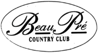 Beau Pre' Country Club